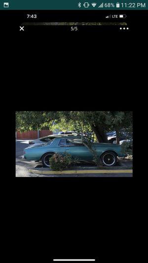 1979 Chevy Impala 2 door for Sale in Vallejo, CA