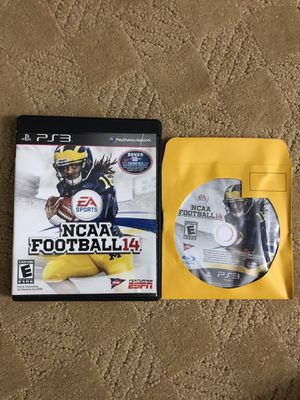 NCAA Football 14 for Sale in Chino Hills, CA
