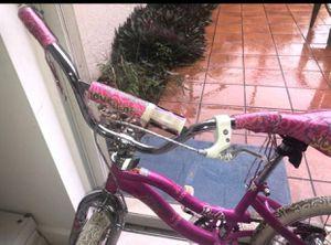 Girl barbie bike for Sale in Miami, FL