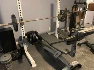 Workout home gym for Sale in Lake Worth, FL
