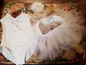 White Balera costume/class outfit for Sale in Lebanon, TN