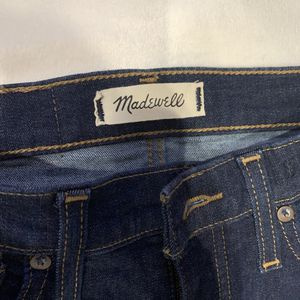 Madewell Cali Demi boot jeans size 25 p for Sale in Placentia, CA