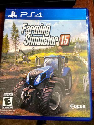 Farming Simulator 2017 for Sale in Perris, CA