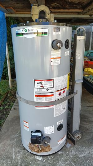 AO Smith 75 gallon gas hot water heater for Sale in Baltimore, MD