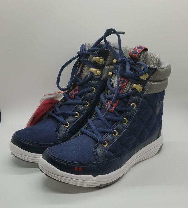 Water Resistant Ryka Aurora Sneaker Boot