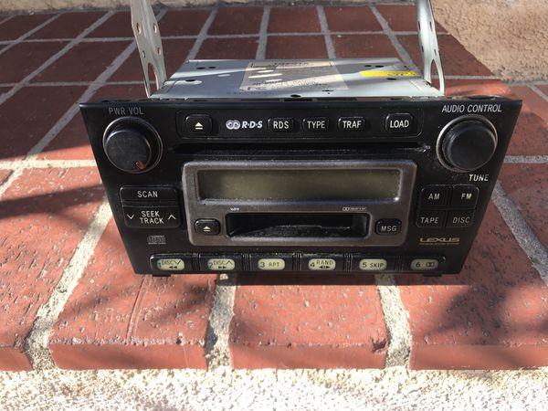 Lexus is300 2001 to 2005