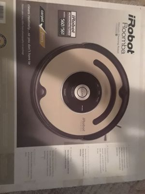 Irobot rooms vacuum for Sale in Lawrenceville, GA