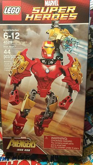 Lego retired 2012 Avengers Iron Man for Sale in Montebello, CA