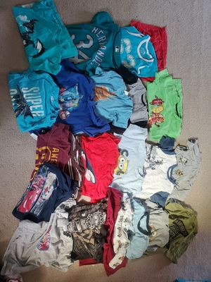 Size 6 and 7 kid clothes - all seasons, no rips or stains! for Sale in Seattle, WA