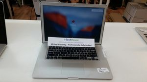Apple MacBook Pro Laptop 15 Core i7 @ 2.5 GHz 4GB RAM 180GB SSD for Sale in Seattle, WA