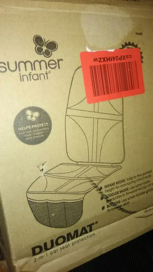 Brand new Summer Infant duomat 2 in 1 car seat protection for Sale in Columbus, OH