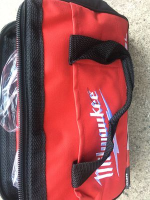 Milwaukee bag 💼 for Sale in Fremont, CA