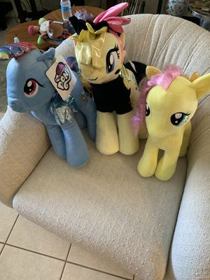 My little pony brand new tall about 15 inches tall for Sale in Weston, FL