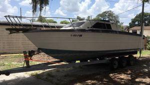 1982 Penn Yann 25 feet boat for Sale in Lakeland, FL