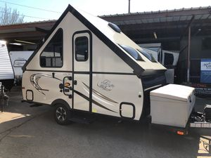A-Frame Pop Up Camper with Storage Box for Sale in Houston, TX