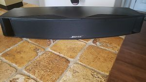 Bose VCS10 center channel speaker for Sale in Nampa, ID