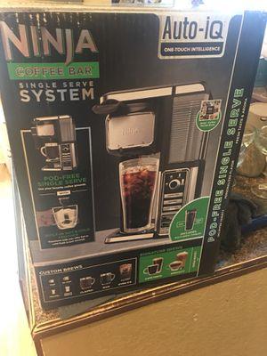 Ninja coffee maker for Sale in Tampa, FL