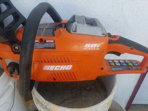 Chainsaw echo for Sale in Santa Maria, CA