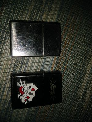 Two zippos 1 limited editions for Sale in Louisville, KY