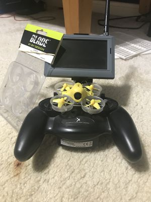 InducTRIX drone w/ camera for Sale in Humble, TX