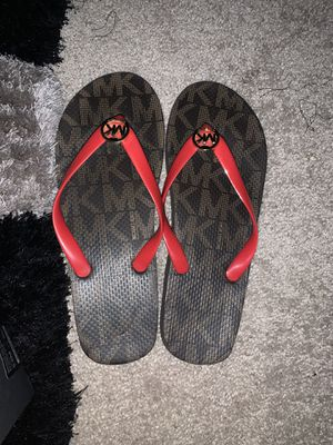 Women's Michael kors sandals size 10 for Sale in Raleigh, NC