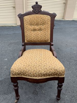Antique rolling chair for Sale in Springfield, VA