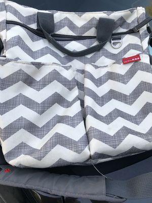 Skip hop diaper bag for Sale in Plant City, FL