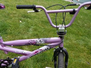 "Girls Mongoose BMX 20"" bike for Sale in Littleton, CO"