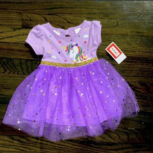 Unicorn Tutu Dress Sz:12,18 And 24months for Sale in Sharon Hill, PA
