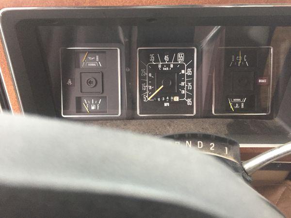 1988 Ford Honey RV