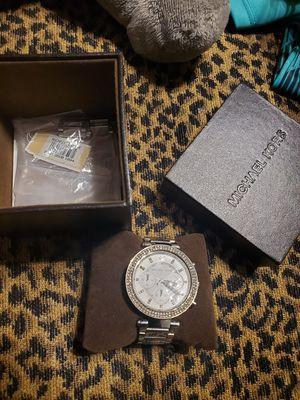 Michael kors silver watch for Sale in Orange, CA