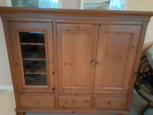 FREE TV Armoire for Sale in Maple Valley, WA