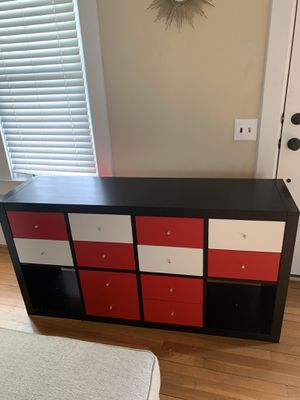 Ikea Toy Storage and Dresser with 12 Drawers for Sale in Arlington, VA