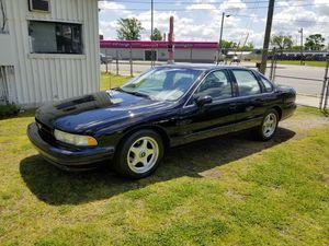 1994 chevy impala ss super sport for Sale in Chesapeake, VA