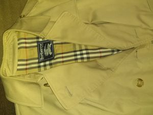 Burberry coat in good condition for Sale in Santa Ana, CA