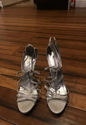 Sparkly heels Size 10 for Sale in Baltimore, MD