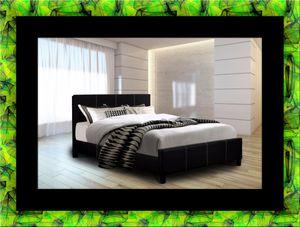Twin platform bed with mattress for Sale in Manassas, VA
