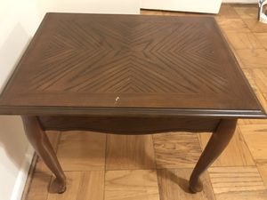 Stool with drawer for Sale in Springfield, VA