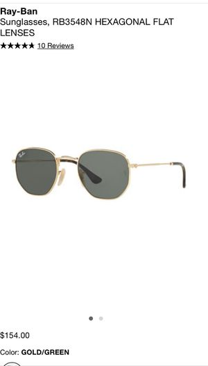 Ray-ban RB 3548N sunglasses for Sale in Paterson, NJ