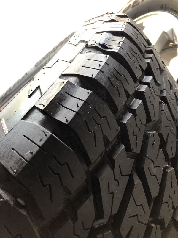 Tires and Wheel Jeep Wrangler