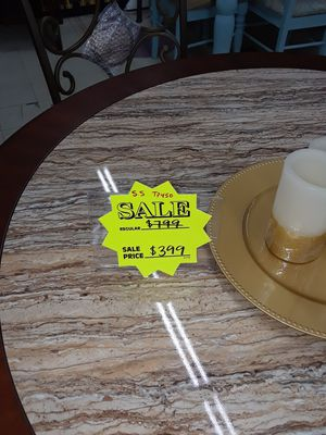 round table for Sale in Dallas, TX