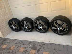 Rims & tire for Sale in Cypress, TX