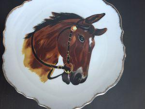 Decorative horse plate for Sale in Miami, FL