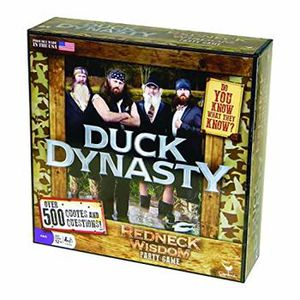 2013 A&E Duck Dynasty Redneck Wisdom Family Party Game Over 500 Quotes Questions for Sale in Independence, KS