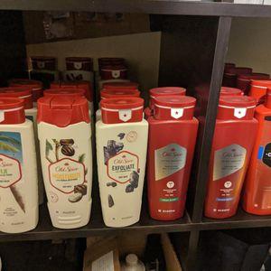 Men's Old Spice Body Wash for Sale in Mesa, AZ