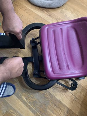 Abductor and adductor band workout equipment for Sale in Herndon, VA