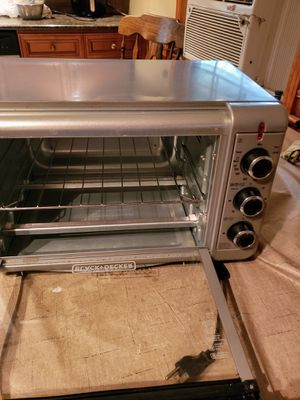 Toaster oven for Sale in Shamokin, PA