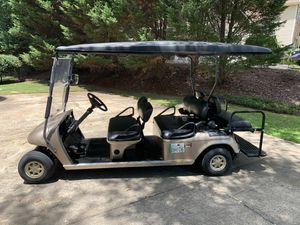 Six seater 2007 star golf cart for Sale in Peachtree City, GA