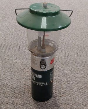 Double Mantle Coleman Propane Lantern for Sale in Burlington, NC
