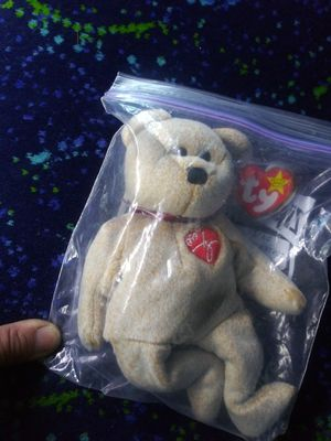 SIGNATURE *BEANIE BABY* w/multiple errors (Best Offer) for Sale in San Jose, CA